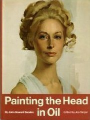 9780273002826: Painting the Head in Oil