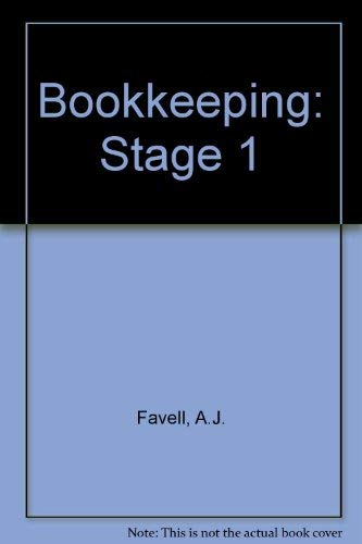 Bookkeeping: Stage 1: Favell, A.J.