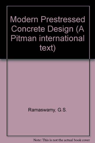 9780273004349: Modern Prestressed Concrete Design