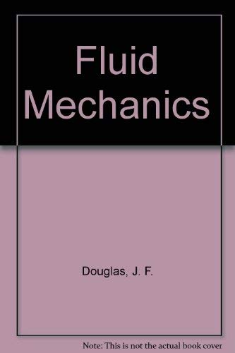 9780273004615: Fluid Mechanics