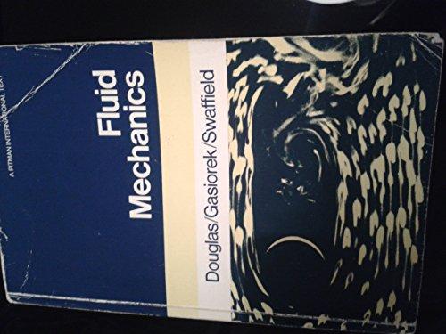 9780273004622: Fluid Mechanics (A Pitman international text)