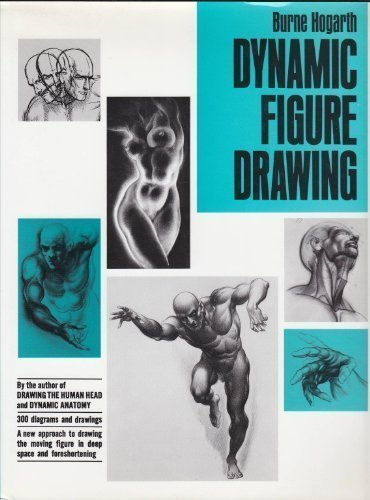 9780273004929: Dynamic Figure Drawing [Hardcover] by Hogarth, Burne