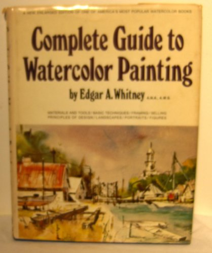 9780273008439: Complete Guide to Watercolor Painting