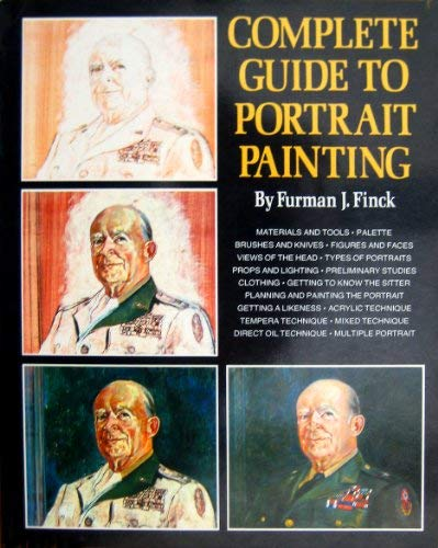 Complete Guide To Portrait Painting