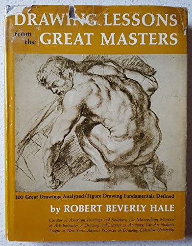 9780273008941: Drawings Lessons from the Great Masters