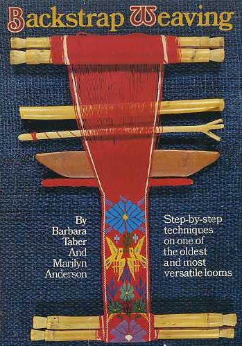 9780273009030: Backstrap Weaving