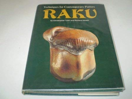 9780273009122: Raku Techniques for Contemporary Potters