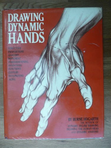9780273010494: Drawing dynamic hands
