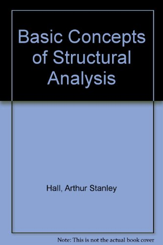 9780273010777: Basic Concepts of Structural Analysis