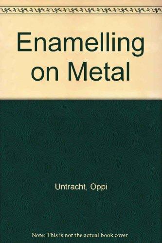 9780273010920: Enamelling on Metal