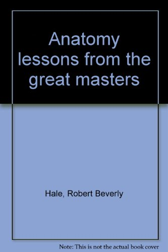 9780273011460: Anatomy lessons from the great masters