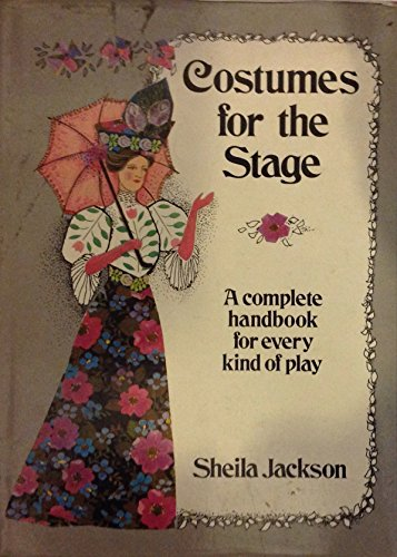 9780273011712: Costumes for the Stage