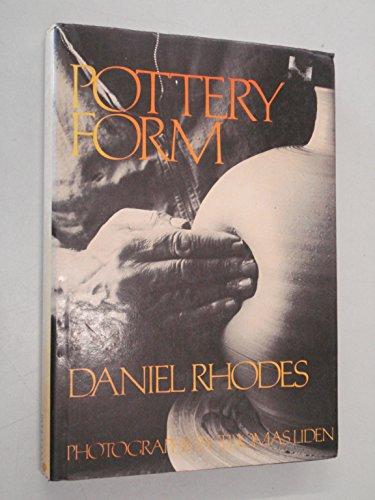 9780273011842: Pottery Form