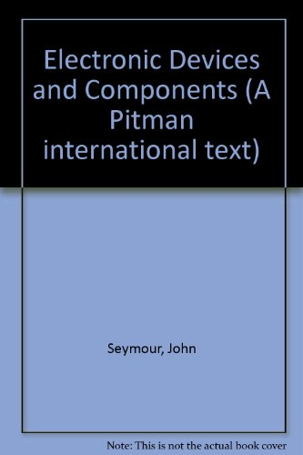 9780273011996: Electronic Devices and Components