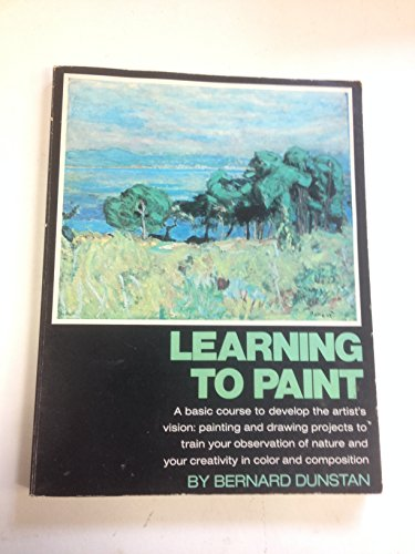 9780273012269: Learning to paint