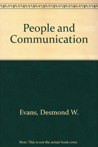 9780273012474: People and Communication: Module Pack