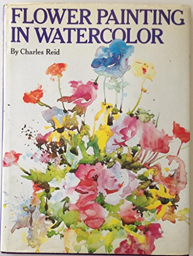 9780273013471: Flower Painting in Watercolor