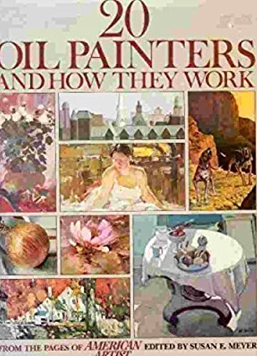9780273013679: Twenty Figure Painters and How They Work
