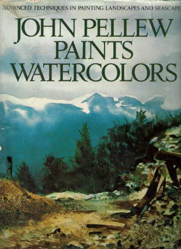 9780273013686: John Pellew Paints Watercolours