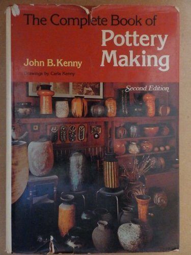 9780273014201: Complete Book of Pottery Making