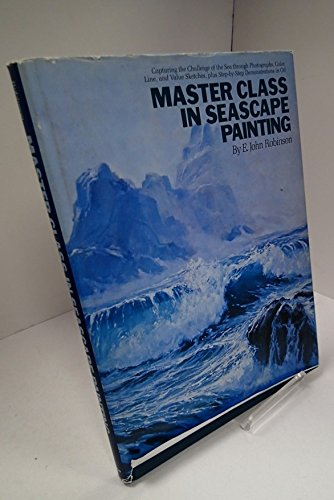 9780273015109: Master Class in Seascape Painting