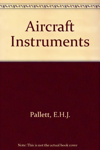 9780273015390: Aircraft instruments: Principles and applications