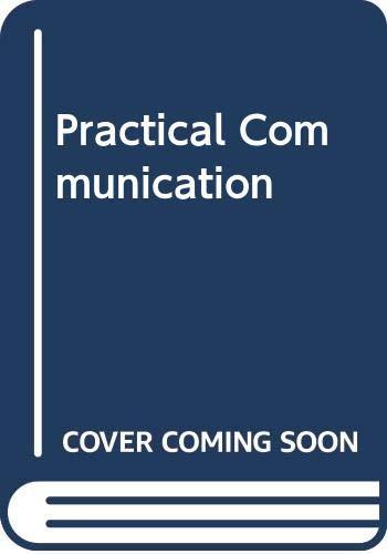Practical Communication: Bergin, Francis J.