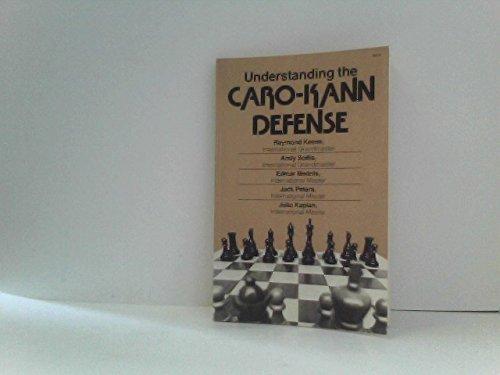 9780273016700: Understanding the Caro-Kann Defence