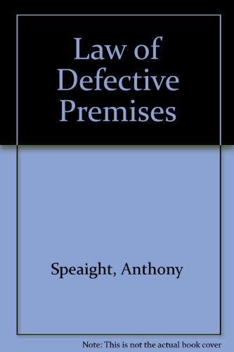Law of Defective Premises: Stone, Gregory