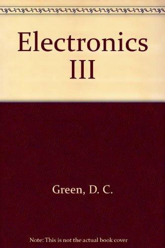 9780273018315: Electronics III