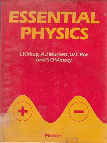 9780273018964: Essential Physics