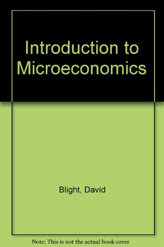 9780273020431: Introduction to Microeconomics