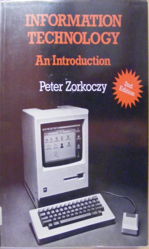 9780273021698: Information Technology: An Introduction