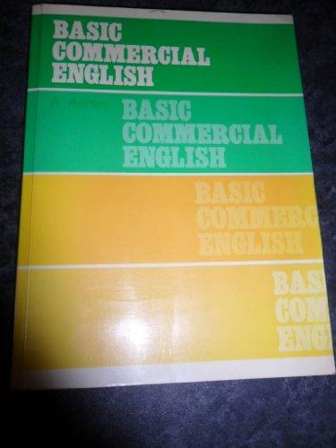 Basic Commercial English: A. Ashley