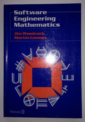 9780273026730: Software Engineering Mathematics
