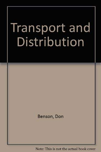 9780273028338: Transport and Distribution