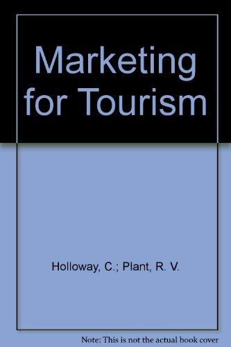 9780273029373: Marketing for Tourism