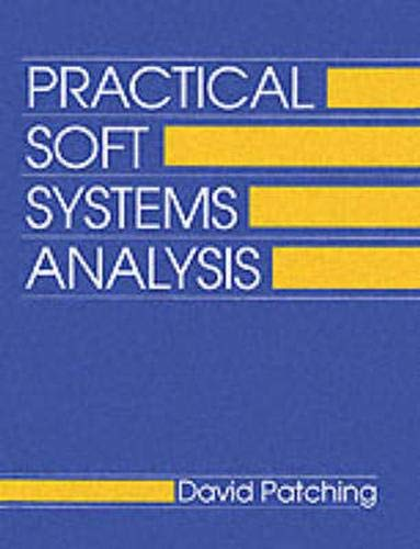 9780273032373: Practical Soft Systems Analysis