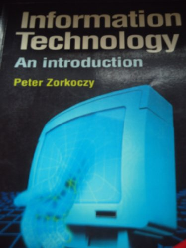 9780273032380: Information Technology: An Introduction