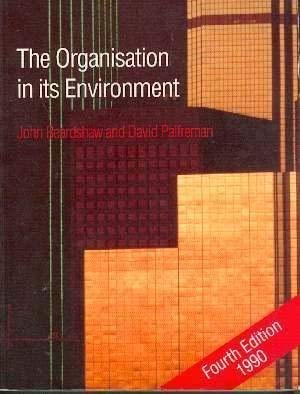 9780273032687: Organization in Its Environment