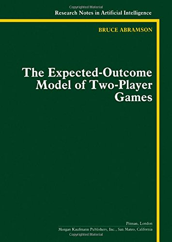 9780273033349: Expected Outcome Model of Two Player Games (Research Notes in Artificial Intelligence)