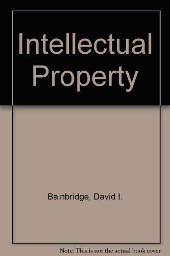 9780273034261: Intellectual Property
