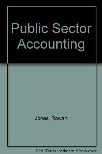 9780273037538: Public Sector Accounting