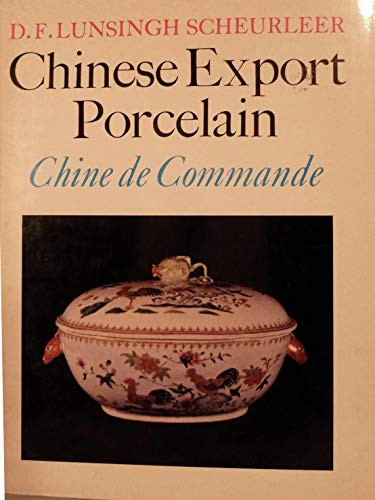 CHINESE EXPORT PORCELAIN, CHINE DE COMMANDE