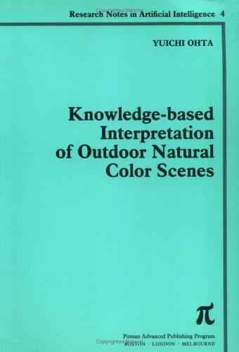9780273086734: Knowledge-Based Interpretation of Outdoor