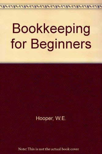 9780273314271: Bookkeeping for Beginners