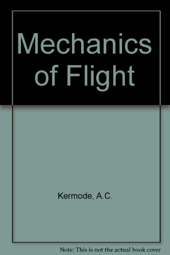 9780273314288: Mechanics of Flight