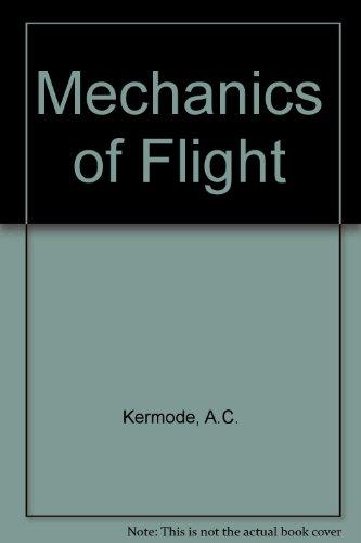 9780273314288: Mechanics of Flight