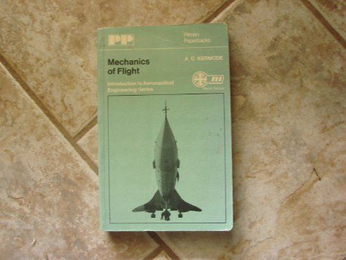 9780273316220: Mechanics of Flight (Introduction to aeronautical engineering series)