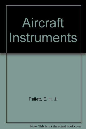 9780273317470: Aircraft Instruments (Introduction to aeronautical engineering series)